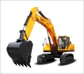 SY335C-8履带式挖掘机